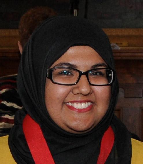 Shirmeen Ahmad