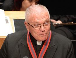 Father Michael J. Garanzini, S.J.