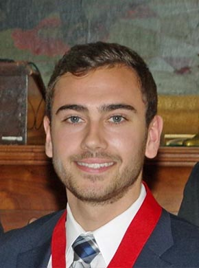 Connor R. McGury, North Central College