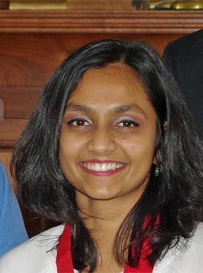 Himani N. Patel, McKendree University