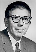 Robert Martin Trueblood, 1966 Laureate