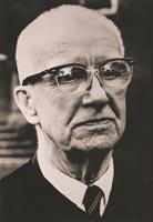 R. Buckminster Fuller, 1967 Laureate