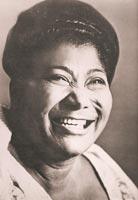 Mahalia Jackson, 1967 Laureate