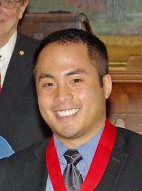 Andrew Tieng, Oakton Community College