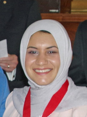 Esraa Aburass, Saint Xavier University