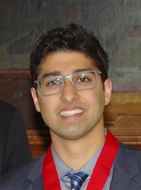 Pranav Puri, University of Chicago