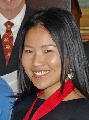 Tryphena Navestia Tandriarto, Wheaton College