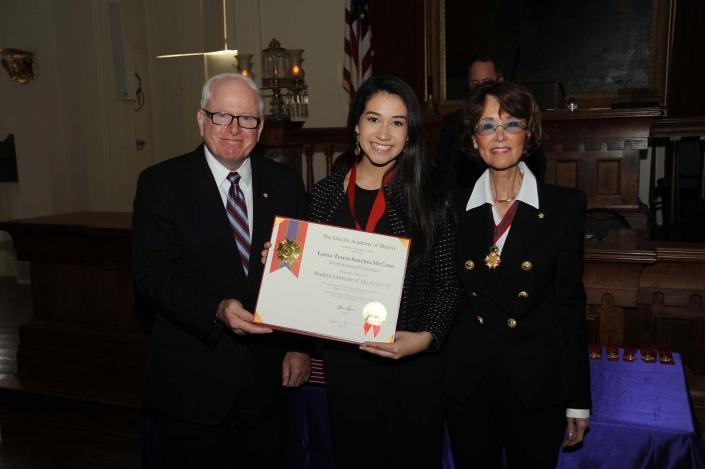 Lorna Teresa Sanchez McCann, Northwestern University