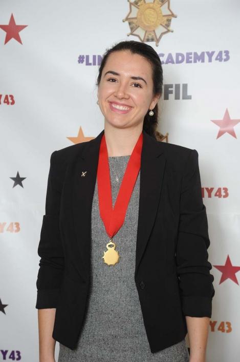 Samantha Isabelle Burgess, Knox College