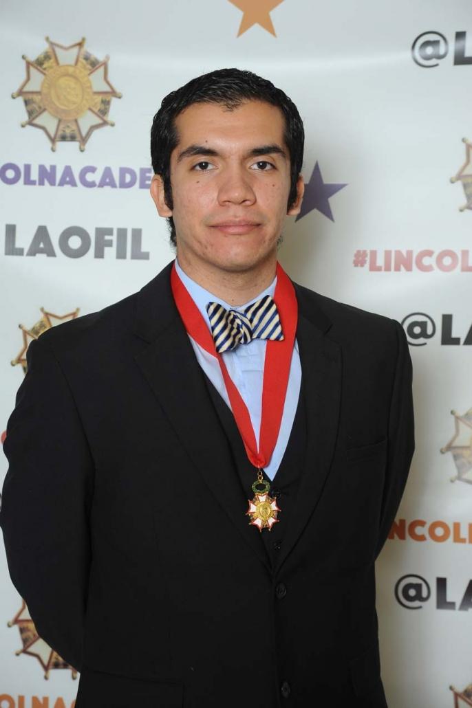 Ricardo M. Delgado, North Park University
