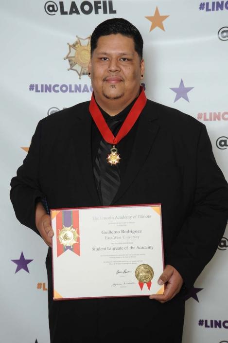 Guillemo Rodriguez, East-West University