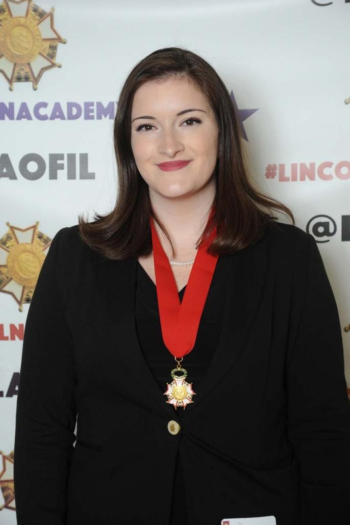 Jessica Marie Barker, Principia College
