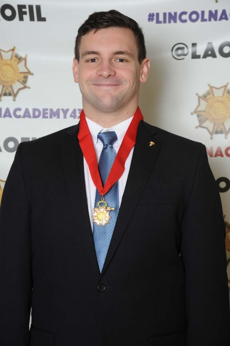 Adam Michael Kern Gronewold, Augustana College