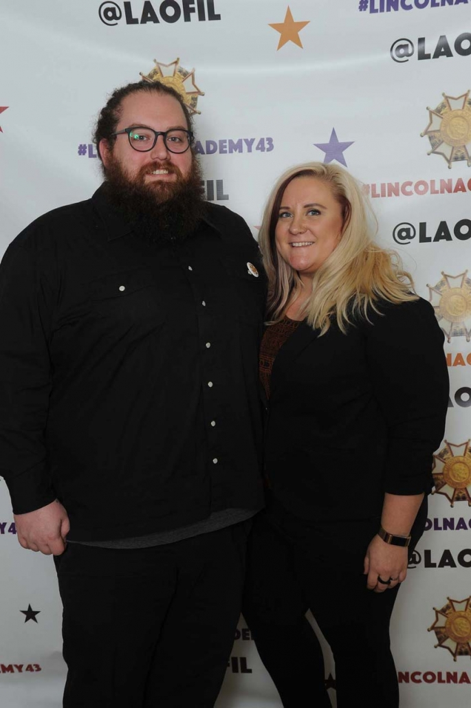 Skyler and Lauren Davis